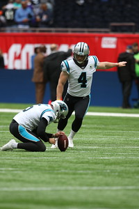 Carolina Panthers v Tampa Bay Buccaneers - NFL International Series - Tottenham Hotspur Stadium, London, Britain – 13 October 2019 (ImagesGB.co.uk)