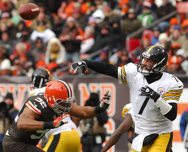 Photos:Browns vs. Steelers NFL Football