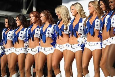 2014 Game 1 -  Dallas Cowboys @  Jacksonville Jaguars