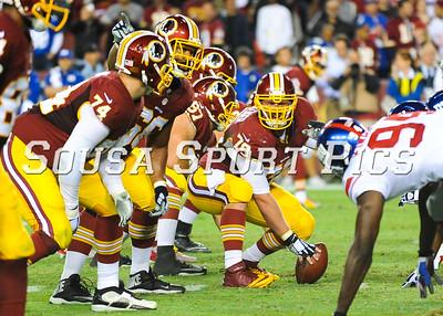 Giants vs Redskins 9.25.14