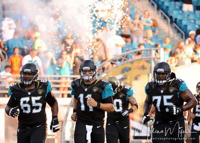 NFL: Preseason-Miami Dolphins at Jacksonville Jaguars