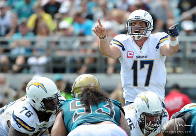 NFL: San Diego Chargers at Jacksonville Jaguars