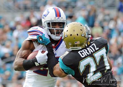 NFL: Buffalo Bills at Jacksonville Jaguars