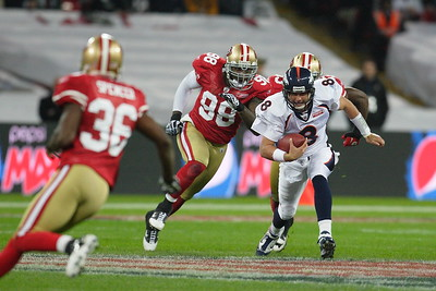 2010 - Denver Broncos @ San Francisco 49ers