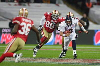 2010 - Denver Broncos @ San Francisco 49ers