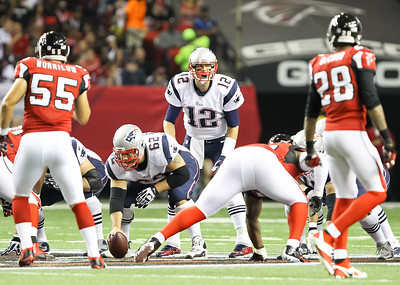NFL 2013- Patriots beat the Falcons 30-23