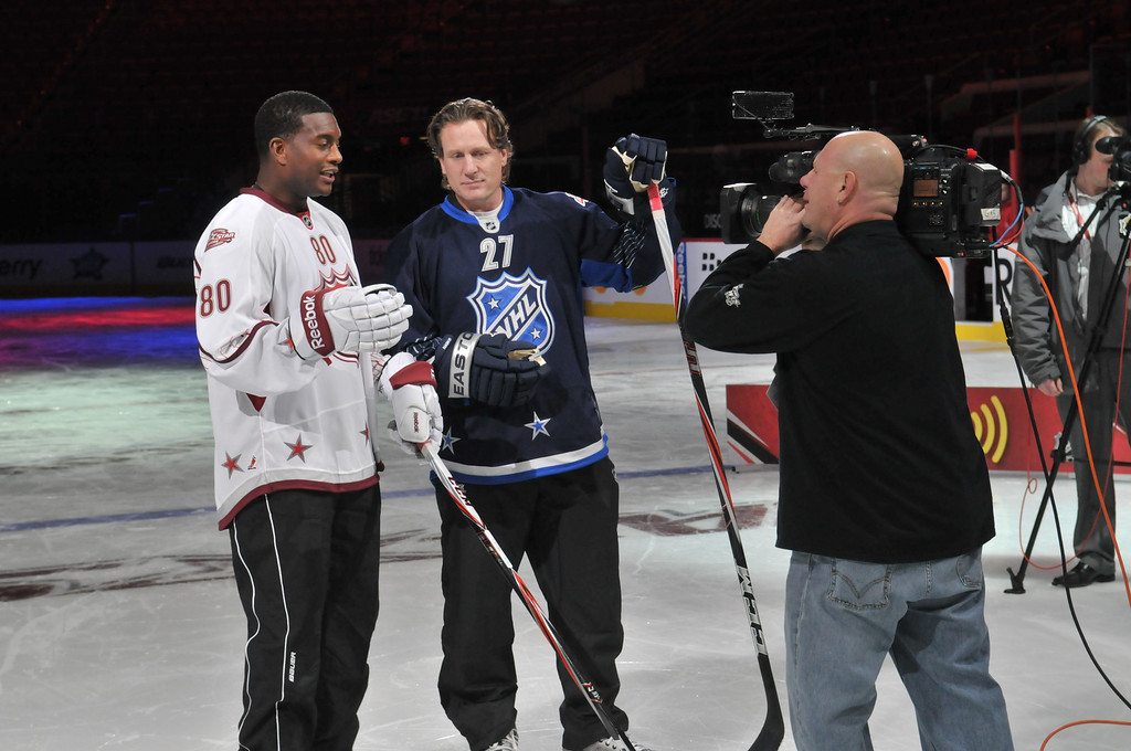 NHL 2011 All Star Skills Competition