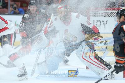 NHL 2017: Senators vs Ducks DEC 06