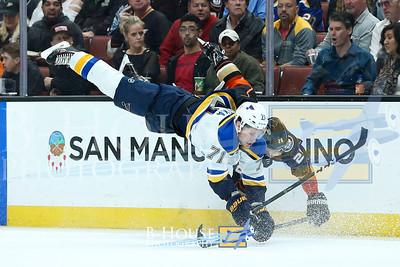 NHL 2018: Blues vs Ducks MAR 12