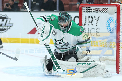 NHL 2018: Stars vs Ducks FEB 21