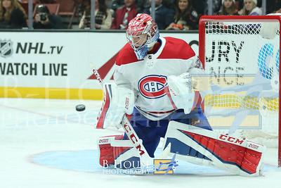 NHL 2017: Canadiens vs Ducks OCT 20