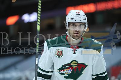 NHL 2021: Wild vs Ducks JAN 20