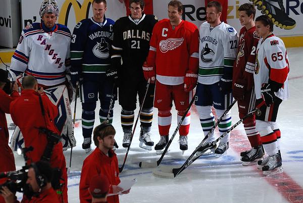 NHL AllStar Hockey in Raleigh, NC