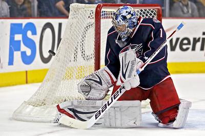 NHL 2012 - Mar 25 - Edmonton at Columbus