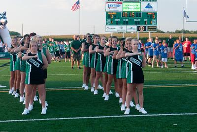 North High School Football 2013