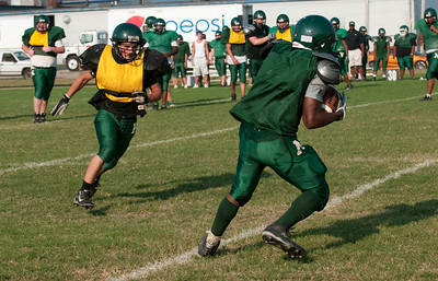 North High School Football Season 2009
