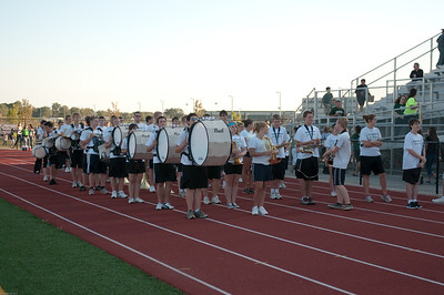 North High School Marching Band 2012