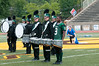 #9 - Richard Compton, he scores 3 touchdowns and marches in the Band at half time.