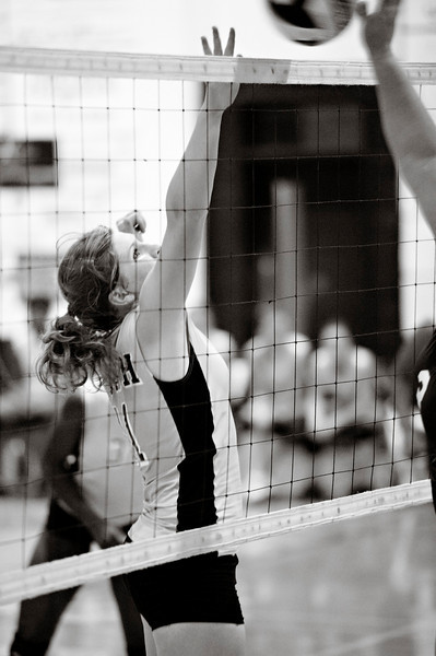 NISH Girls Volleyball 2010