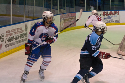 Colonials U18 A vs Saints @ Mennen Oct31