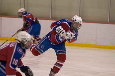 Colonials U18A vs Avalanche Oct 10
