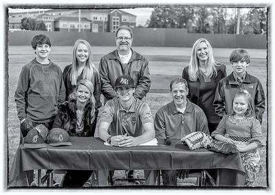NLI Signing Day Collin C ASU Baseball