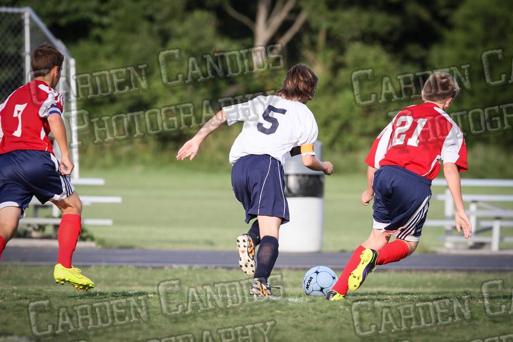North Davie Boys Soccer vs Forbush 9-11-14-059
