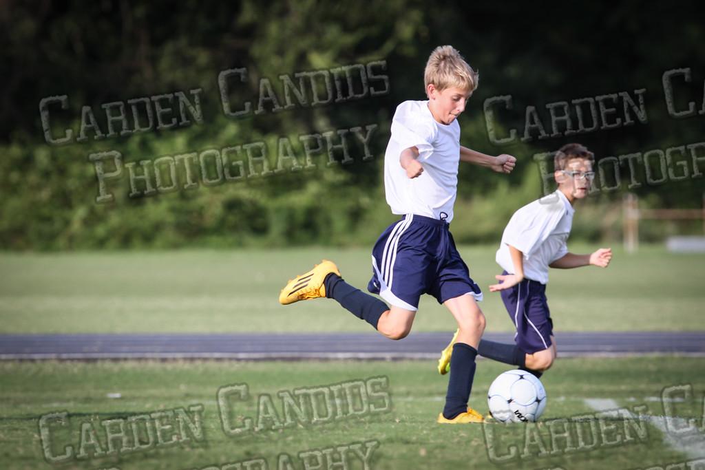 North Davie Boys Soccer vs Forbush 9-11-14-001