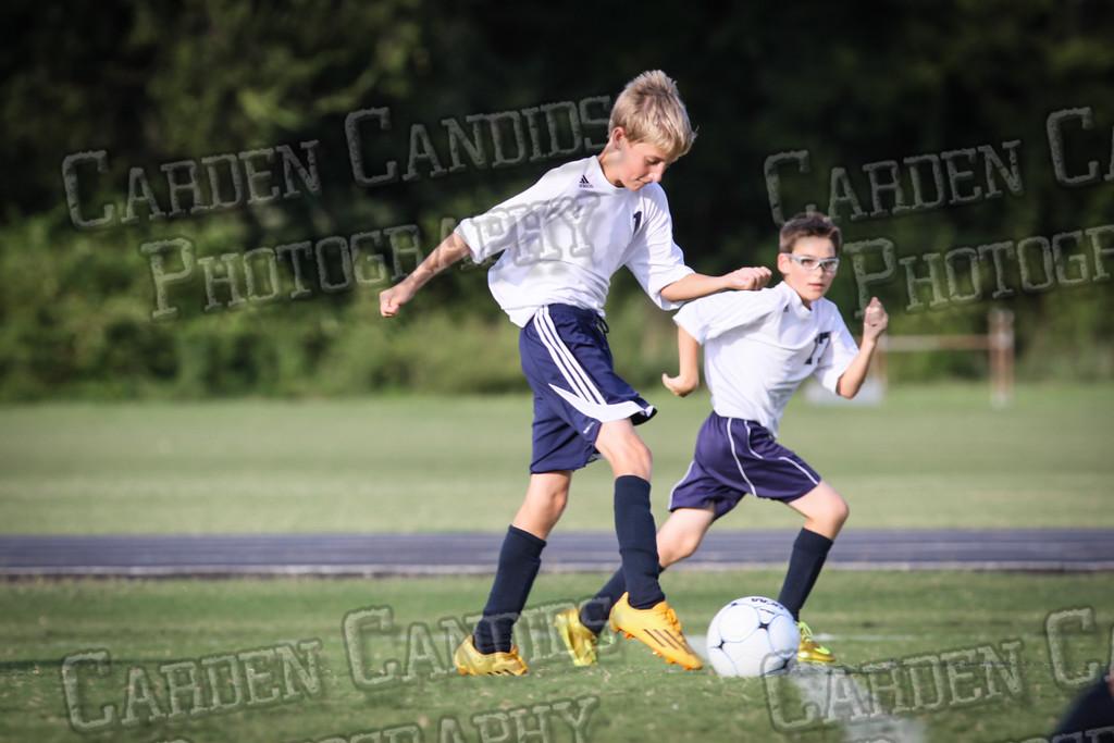 North Davie Boys Soccer vs Forbush 9-11-14-002