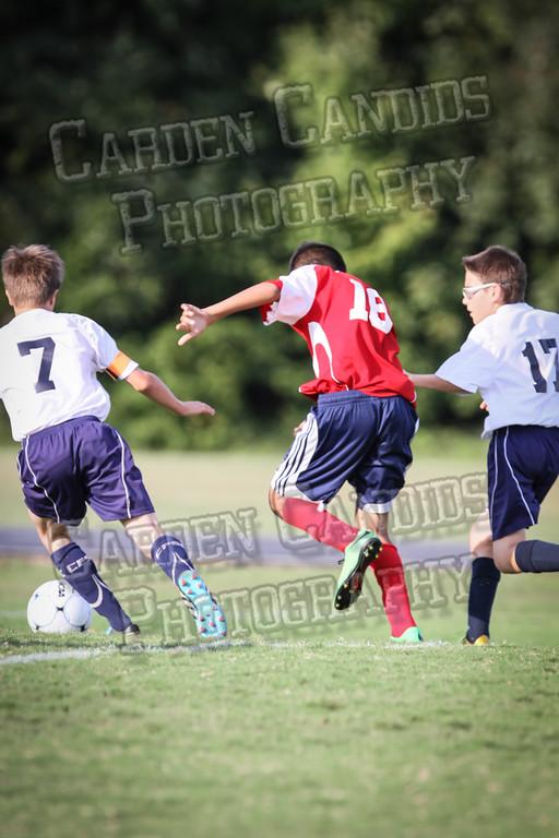 North Davie Boys Soccer vs Forbush 9-11-14-018