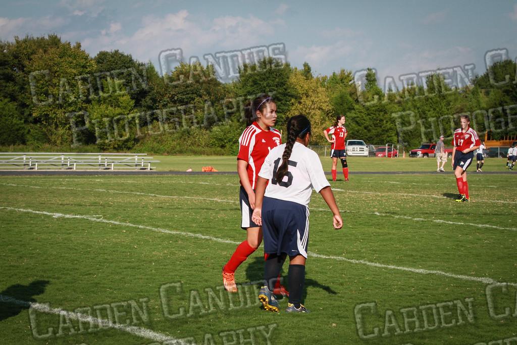 North Davie Girls Soccer vs Forbush 9-11-14-359