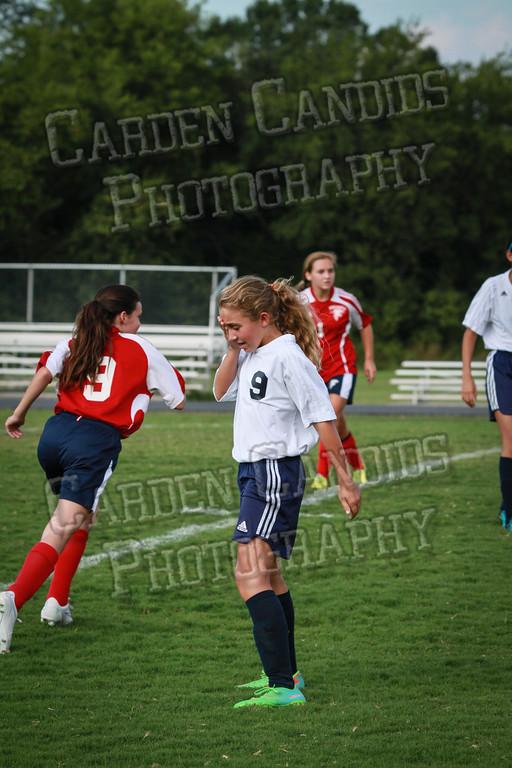 North Davie Girls Soccer vs Forbush 9-11-14-342