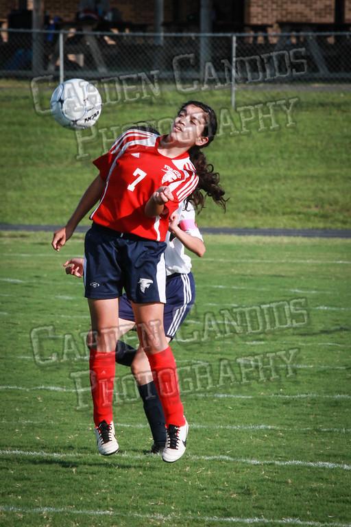 North Davie Girls Soccer vs Forbush 9-11-14-361