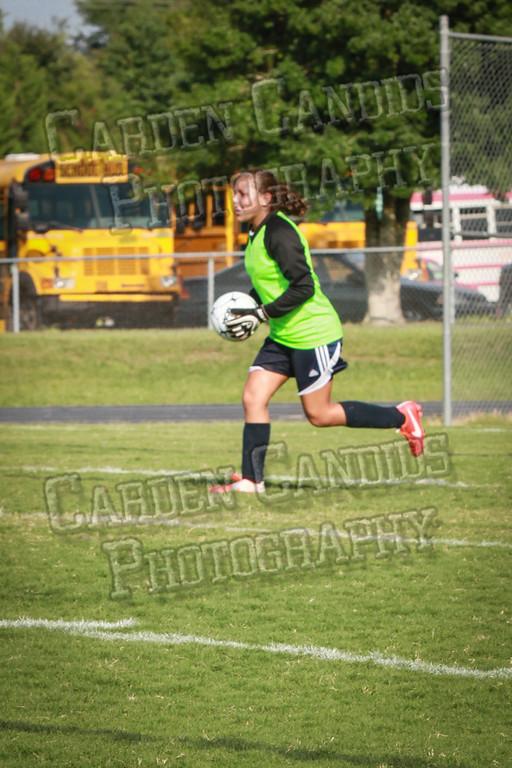 North Davie Girls Soccer vs Forbush 9-11-14-345