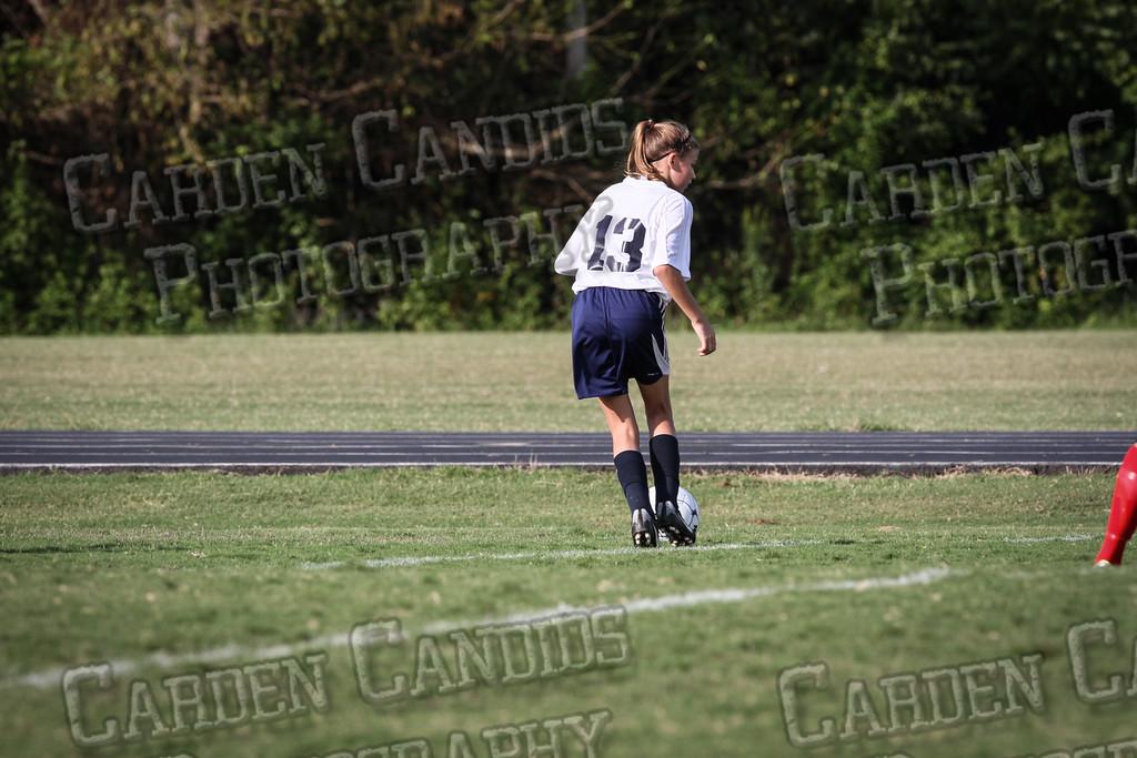 North Davie Girls Soccer vs Forbush 9-11-14-332