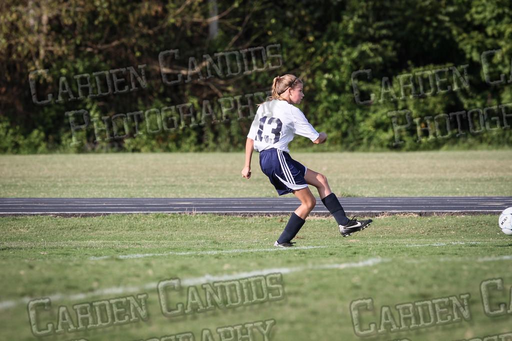 North Davie Girls Soccer vs Forbush 9-11-14-333