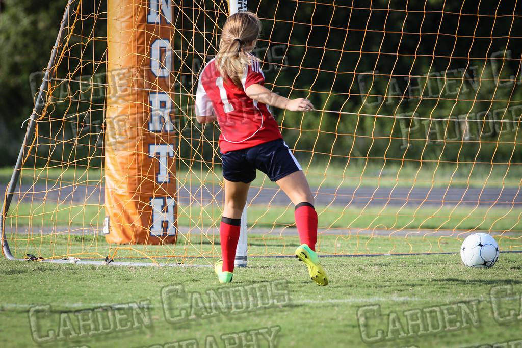 North Davie Girls Soccer vs Forbush 9-11-14-337