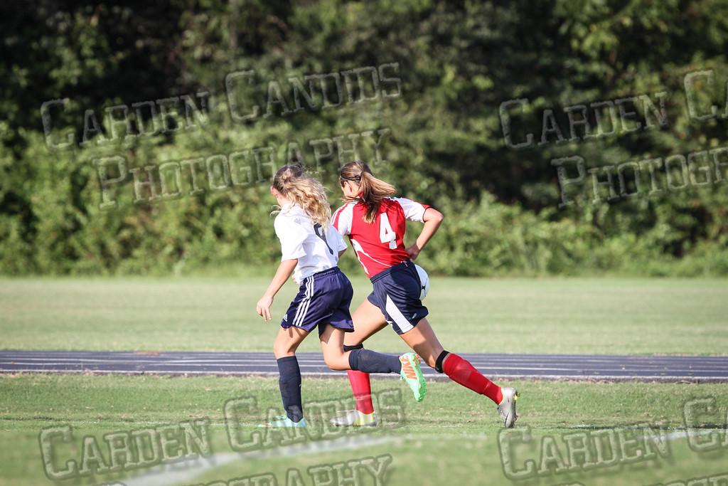 North Davie Girls Soccer vs Forbush 9-11-14-320