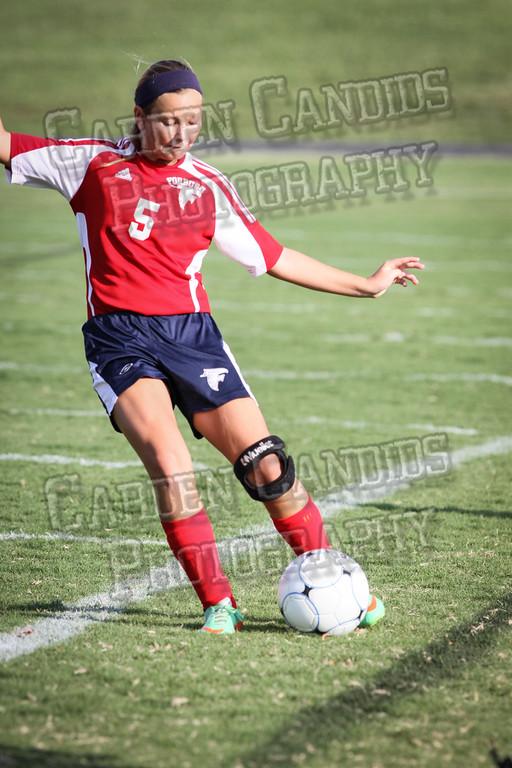 North Davie Girls Soccer vs Forbush 9-11-14-314