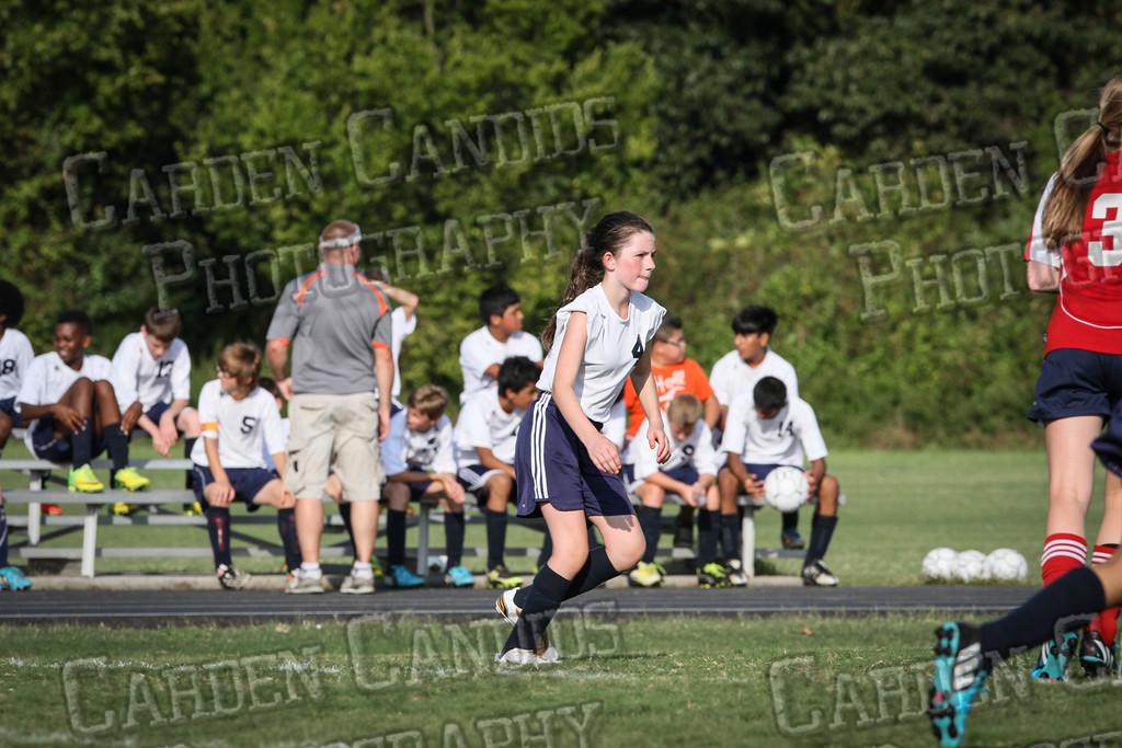 North Davie Girls Soccer vs Forbush 9-11-14-311