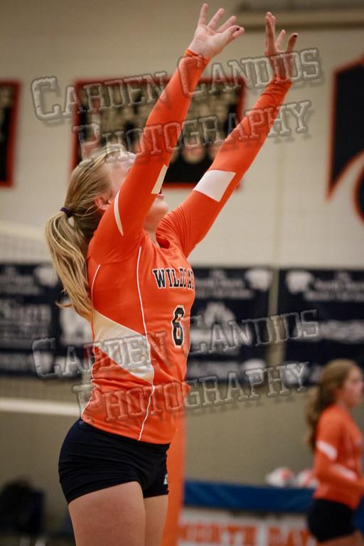 ND Varsity Volleyball vs Ellis-9-8-14-016