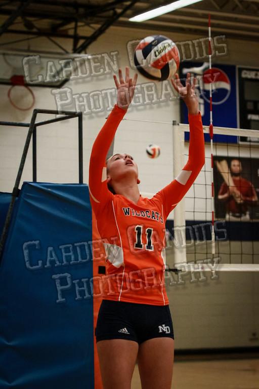ND Varsity Volleyball vs Ellis-9-8-14-003