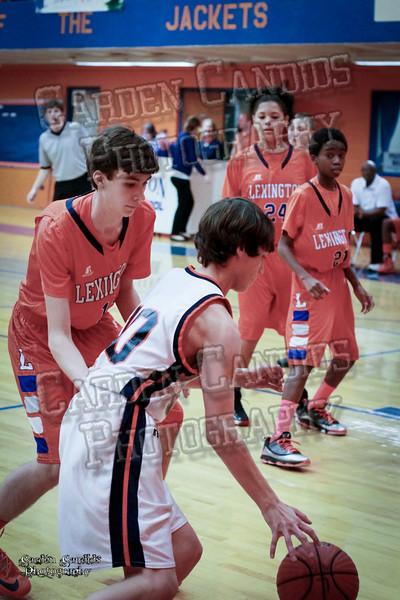 Wildcats Boys vs Lexington 1-14-14-015