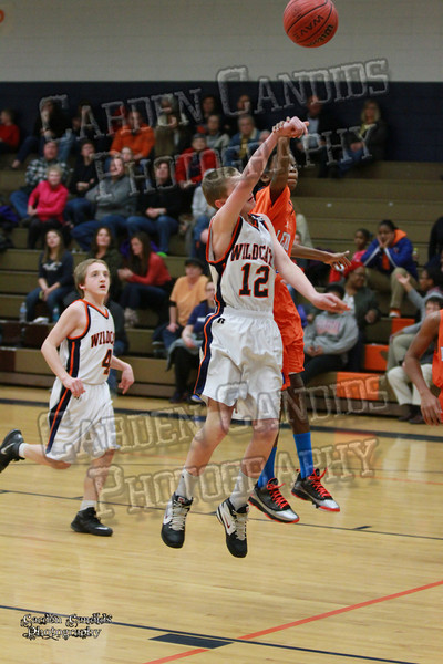 Wildcats Boys vs Lexington 1-23-14-011