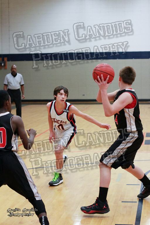 Wildcats Boys vs Thomasville 1-13-14-037