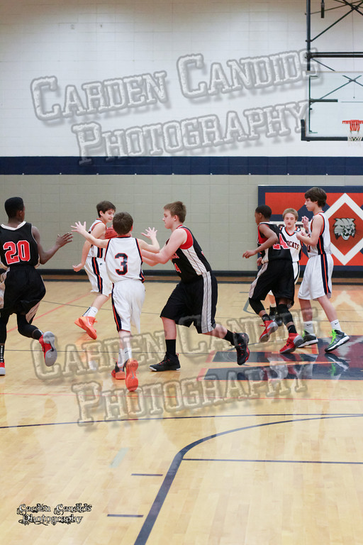 Wildcats Boys vs Thomasville 1-13-14-003