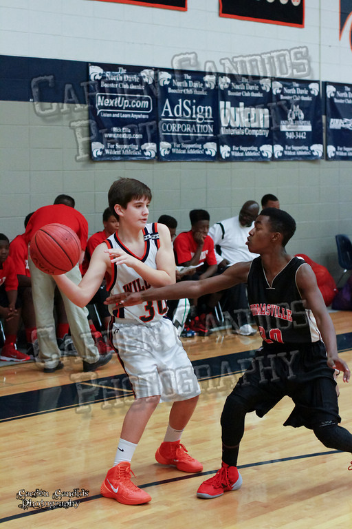 Wildcats Boys vs Thomasville 1-13-14-014