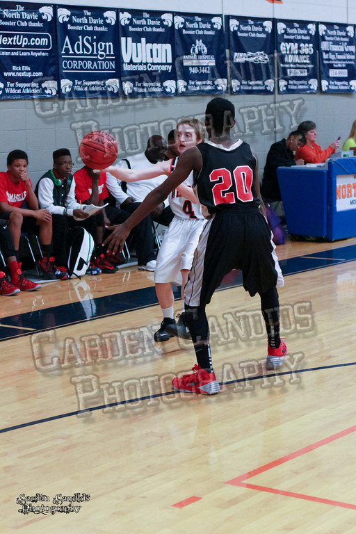 Wildcats Boys vs Thomasville 1-13-14-007