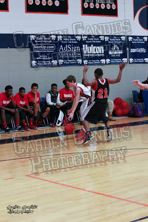 Wildcats Boys vs Thomasville 1-13-14-049