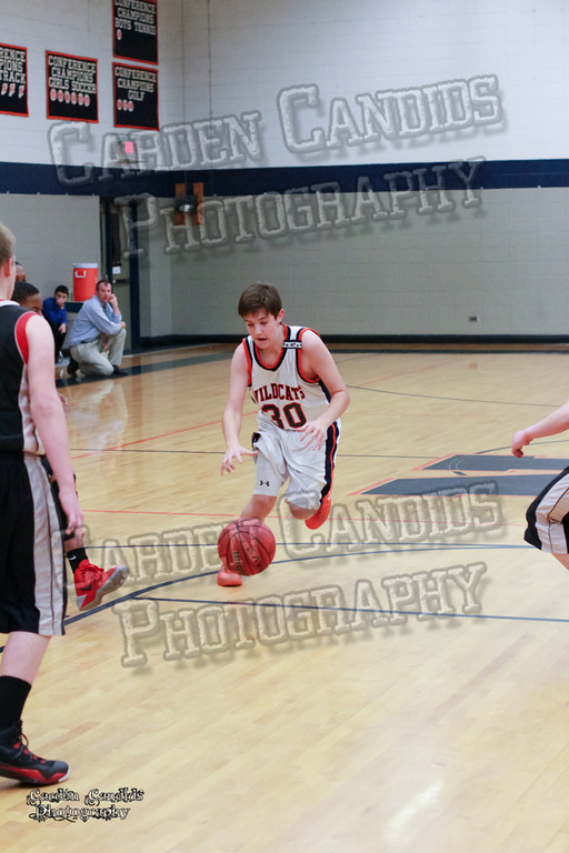Wildcats Boys vs Thomasville 1-13-14-051